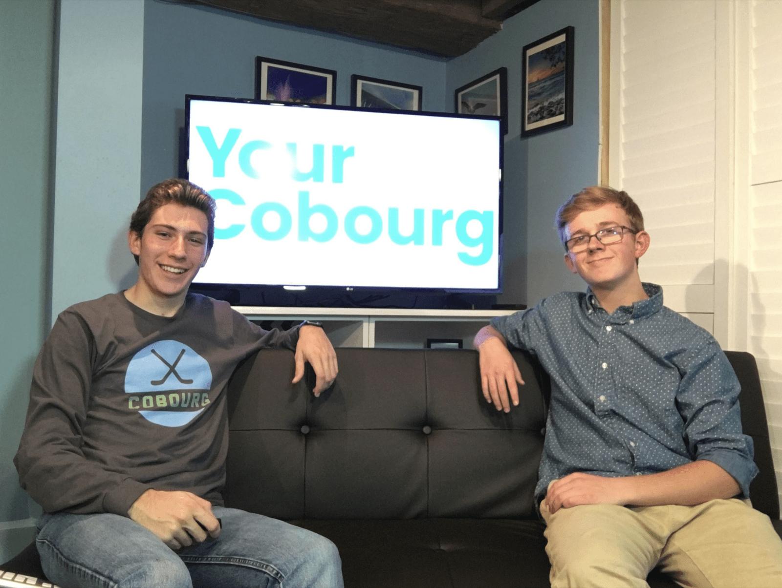 Your Cobourg 7:30pm Thursday!